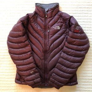 North Face Womens Small Summit Series 800 Jacket S